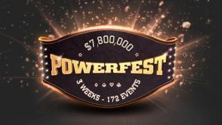 PartyPoker organiza nuevamente su PowerFest
