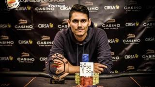 Jonathan Gómez, vence en el LÑP de Valencia