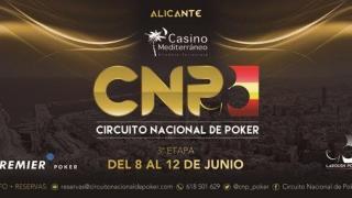 El CNP vuelve al Casino de Alicante