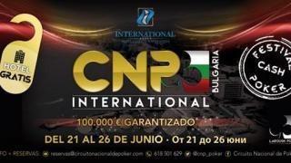 El CNP Internacional se traslada hasta la localidad búlgara de Varna