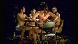 "Examples of ""strip poker"""