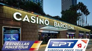 Casino Barcelona acogerá el inicio del EPT