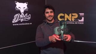 Luis Faria se llevó el CNP Internacional de Estoril