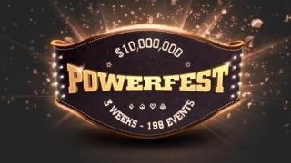 partypoker vuelve a organizar su PowerFest