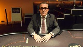 Juan Carlos De Pedro, Director del Gran Casino Bilbao