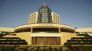 El Enjoy Conrad Resort & Casino de Punta del Este