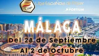 La Liga Española de Poker se traslada a Málaga