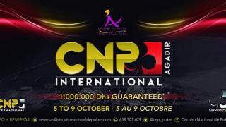 El CNP Internacional se despide en Agadir