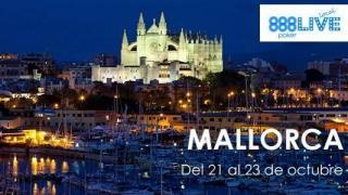 Las 888Live Local Series llegan a Mallorca