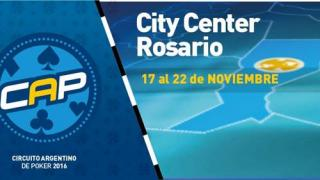 Rosario cerrará la temporada del CAP 2016