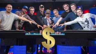 Los November Nine de las WSOP 2016