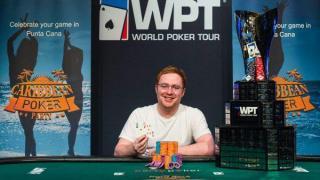 Niall Farrell, campeón en Punta Cana