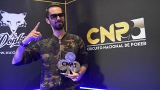 Sergio Veloso, campeón del CNP Gran Final
