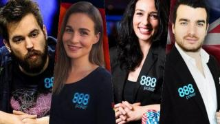 Embajadores de 888poker a nivel mundial