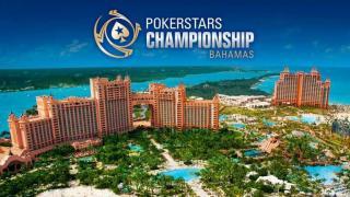 Los Championship de PokerStars se estrenan en Bahamas