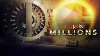 Clasifícate ya para el PartyPoker Millions