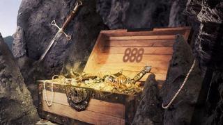 ¡Busca el tesoro con 888poker!
