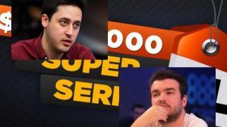 Mateos y Moorman destacan en 888poker