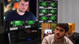 Artiñano y González, reyes del poker online hispano