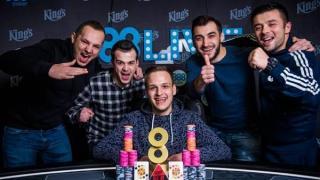 Catalin Pop se llevó el 888Live de Rozvadov