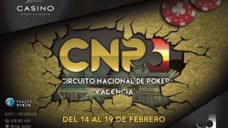 Sigue en Directo el CNP Valencia 2017