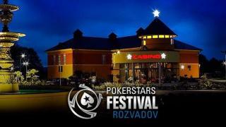 Rozvadov acogerá el PokerStars Festival