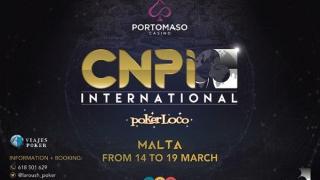 El CNP Internacional se estrena en Malta