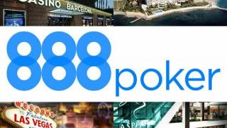 Clasifícate online con 888poker