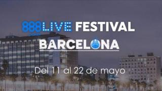 El 888Live calienta motores en Barcelona