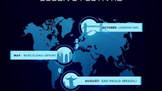 888poker tendrá tres nuevos Festivales