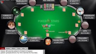 El Sunday Million tuvo protagonismo hispano
