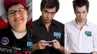 Talbot, Villa-Lobos y Nitsche en 888poker