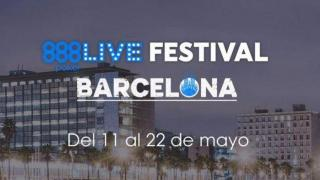 Juega el Freeroll para acudir al 888Live Barcelona