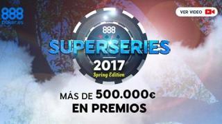 888poker.es trae unas nuevas Superseries 2017