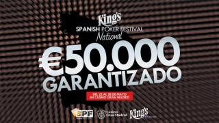 El Spanish Poker Festival estará en Madrid