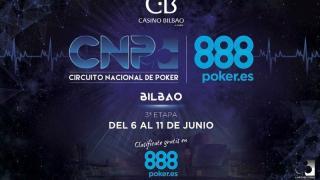 El CNP888 llega a Gran Casino Bilbao