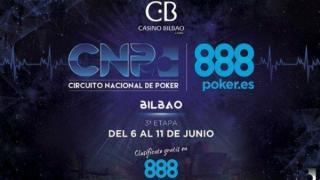 El CNP888 llega a Bilbao