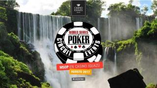 Iguazú acogerá las WSOPC