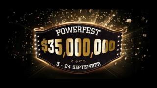 El partypoker Powerfest vuelve en Septiembre