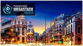 El PokerStars MegaStack llega a Madrid y Valencia