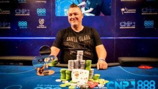 Bjorn-Erik Glenne, campeón del CNP888 Alicante