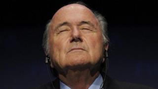 Blatter Adios