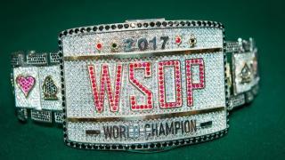 Brazalete WSOP 2017 ME