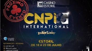 El CNP Internacional llega a Estoril