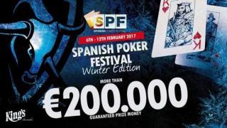 Las Spanish Poker Festival vuelven en Enero