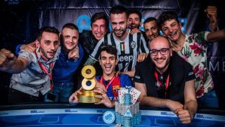 Luiggi Shehadeh se hizo con el 888Live Barcelona