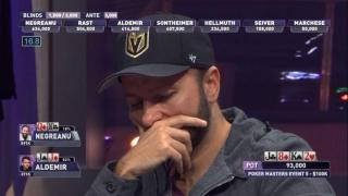 Daniel Negreanu Poker Masters