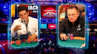 Carlos Mortensen y Dewey Tomko protagonizaron la final de las WSOP 2001