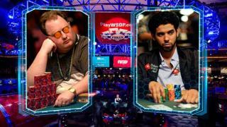 Duelo de las WSOP 2004 entre Greg Raymer y David Williams