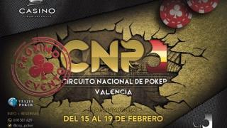 Valencia acoge la primera parada del CNP 2017